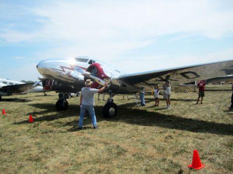 Lockheed Model 12 Electra Junior