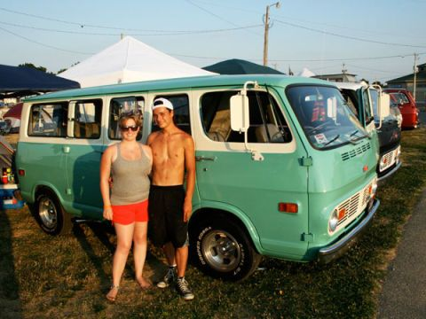 Van Tastic 15 Crazy Customized Vans
