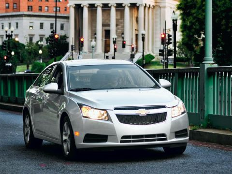 "2013 Chevy Cruze LT ""Smart Daily Driver"""