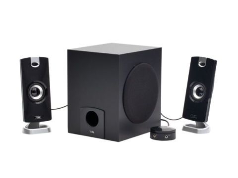 Cyber Acoustics Powered Speaker System,$40