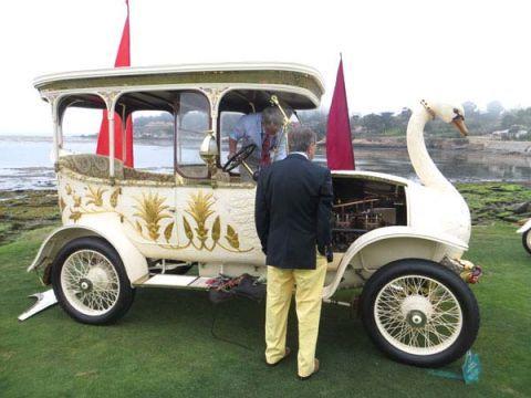 1910 Brooke 25/30 HP Swan Car (Maharaja Class)