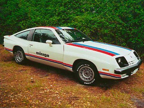 1977 Chevy Monza Mirage