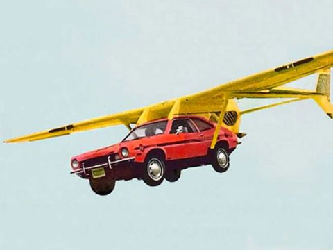 Henry Smolinski Mates A Ford Pinto With Cessna Skymaster And S In Test Flight Crash Along Pilot Harold Blake