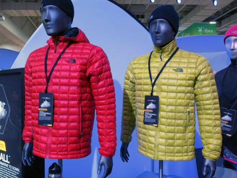 The North Face Thermoball Fall Zip Jacket