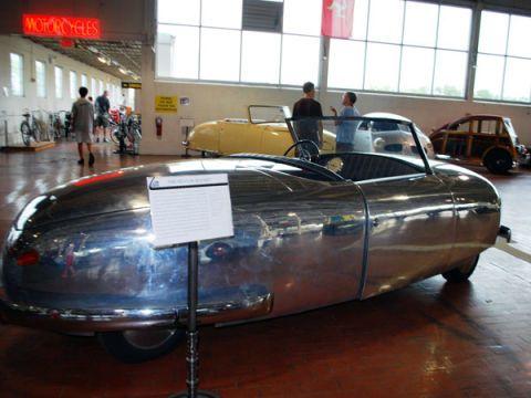 Lane Motor Museum, Nashville, Tenn.