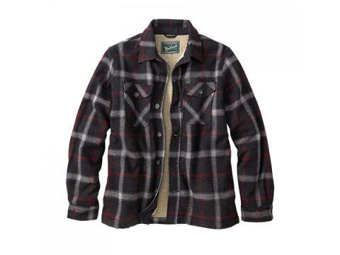Woolrich Charley Wool Shirt Jac