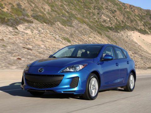 Mazda 3i SkyActiv