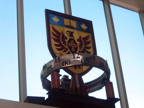 Iron Ring Clock, Hamilton, Ontario