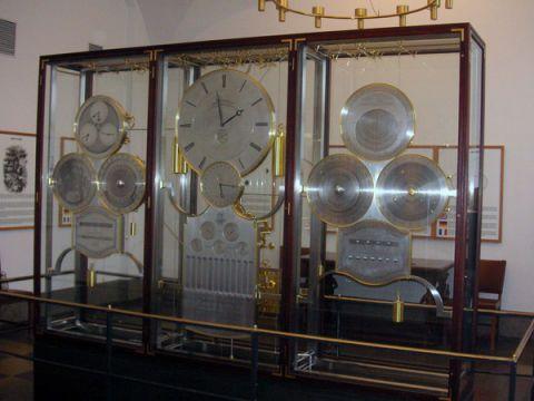 Jens Olsen's World Clock (Verdensur), Copenhagen, Denmark