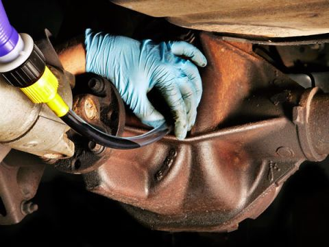 2012 dodge ram 3500 rear differential fluid change