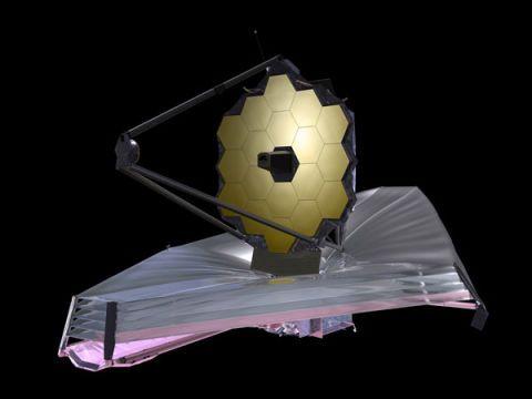 2018: James Webb Space Telescope