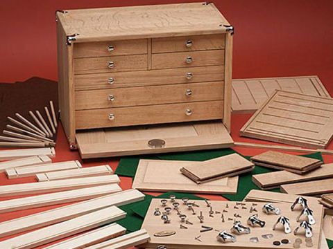 how to build your own tool box