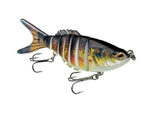 Cabela's RealImage HDS Forked-Tail Baitfish Lure