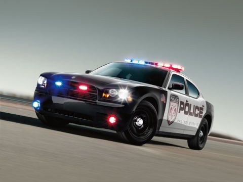 2006–2013 Dodge Charger Police Package