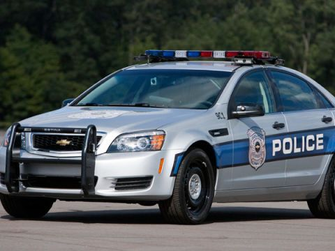 The 10 Coolest High Performance Cop Cars