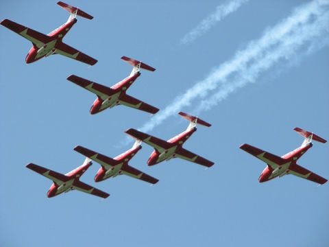 The 9 Air Shows You Should See This Summer