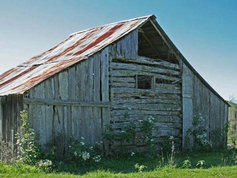Retired Barns