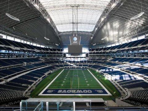 How 'Bout the Cowboys' Stadium