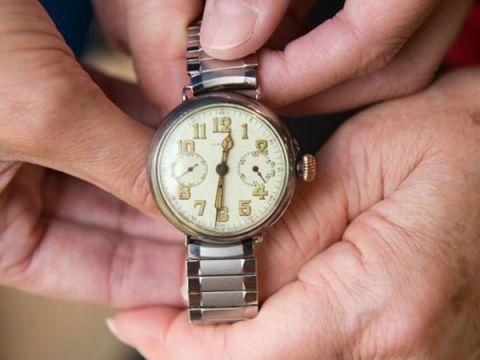 Amelia Earhart Watch