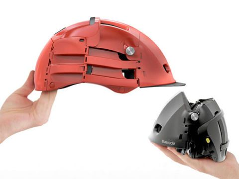 Folding Helmet by Overade