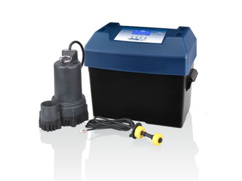 Blue Angel Pumps Sump Minder 12-Volt Battery Back-up System