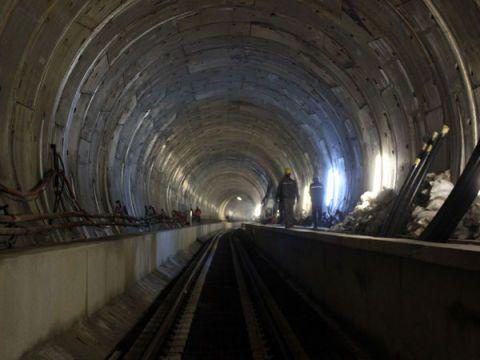 Marmaray Tunnel, Turkey
