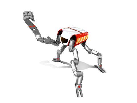 <i>ROBOT:</i> RoboSimian