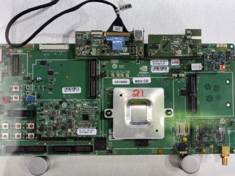 NVIDIA Tegra K1 Processor