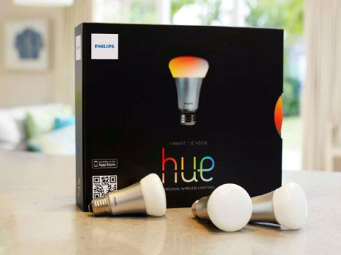 Mood Lighting: Philips Hue