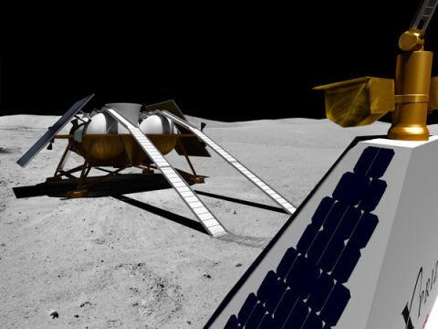 2015 - Moon Express/Astrobotic/GLXP