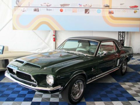 "1968 Ford Mustang EXP 500 ""Green Hornet"""