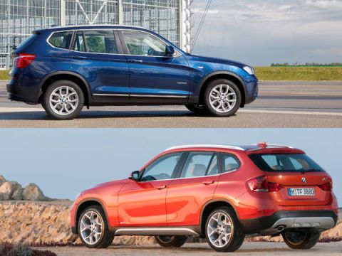 Small BMW Crossovers
