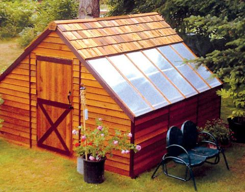 Great Sheds - With Plans