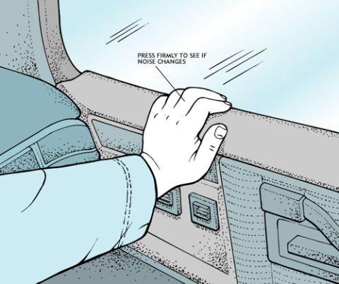 Saturday Mechanic: Hushing Interior Squeaks And Rattles