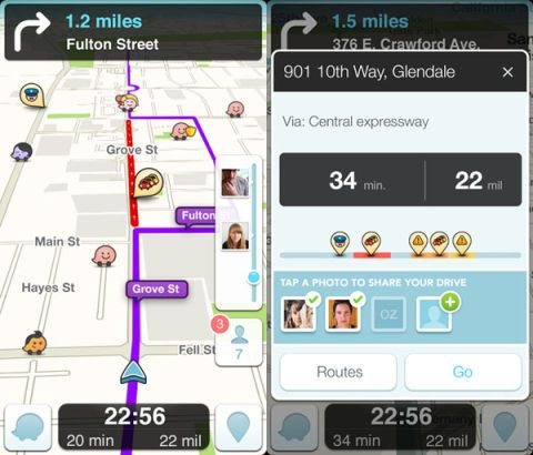 Police to Google: Stop Letting Waze Tell People Where We Are