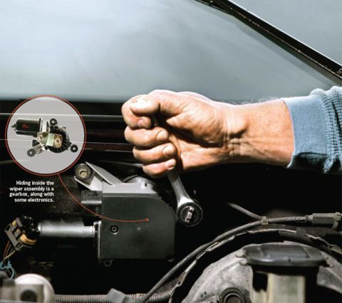 How to Wind Up Your Windshield Wiper Motors – Windhshield Wiper Motor Fix