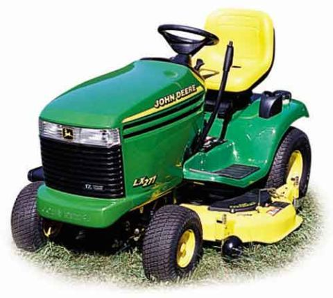 lawn tractor reviews compare lawn tractors rh popularmechanics com