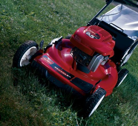 Self propelled lawn mower reviews 11 best self propelled for Comparison of composite decking brands