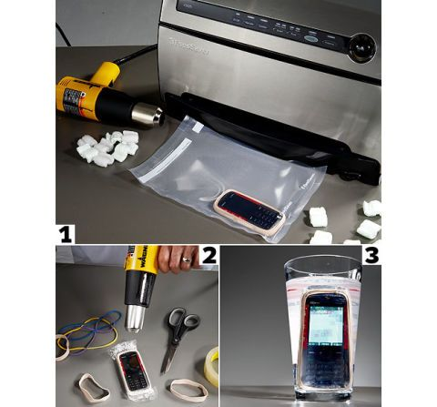 How to Make Gadgets Waterproof - Rugged Gadget Instructions
