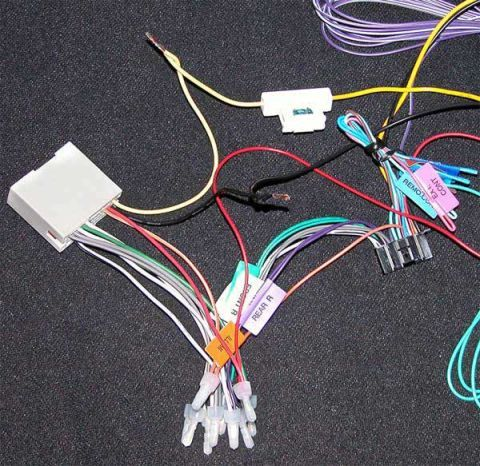 Best Way To Connect Radio Wires: Learn How To Install A Car Radiorh:popularmechanics.com,Design