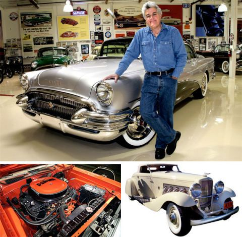Jay Leno Respect The Car Guy And Other Tales Of Obsessive Auto Fans - Classic car guy