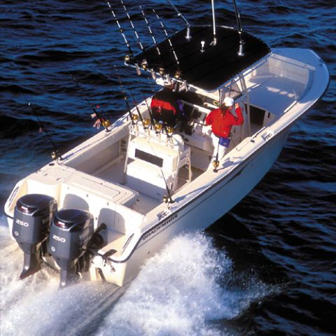 13 New Yamaha Outboards For 2003