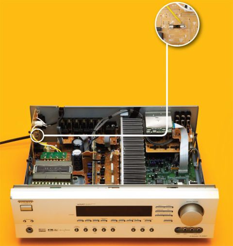 How to Fix Your Broken AV Sound System Receiver: Tech Clinic