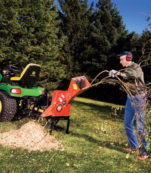 Wood Chipper Review - New Backyard Chippers