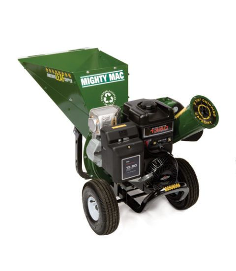 Wood Chipper Review New Backyard Chippers
