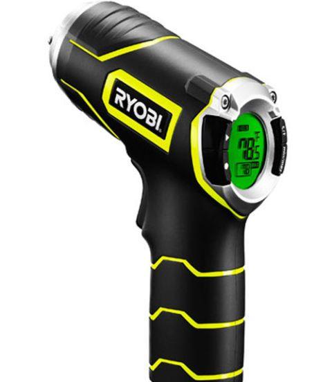 ryobi tek4 professional infrared thermometer
