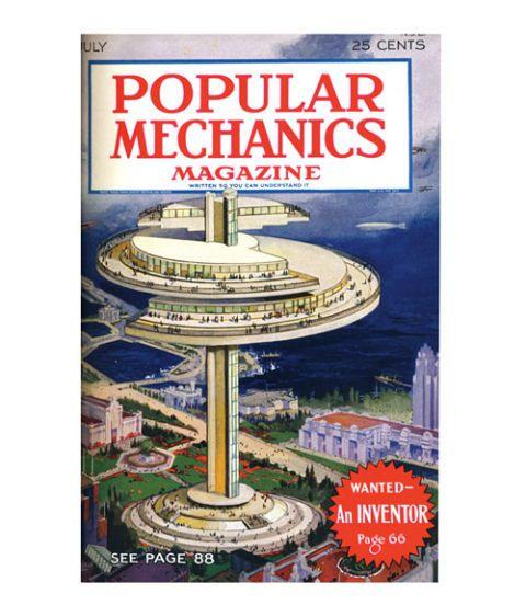 popular mechanics short story theme