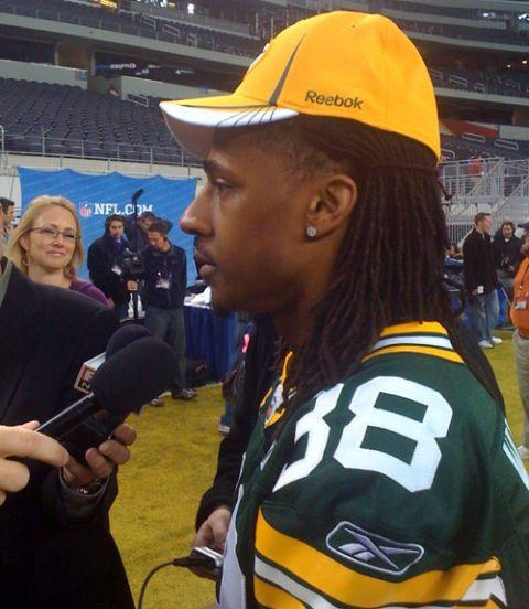 Tramon Williams, Green Bay Packers Cornerback