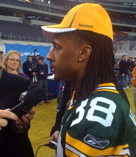 Tramon Williams, Green Bay Packers Cornerback