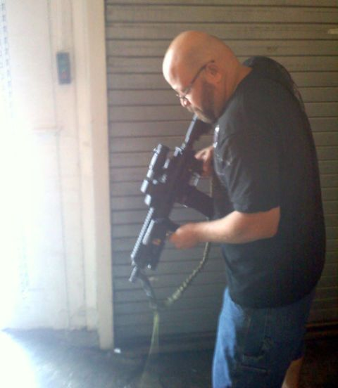 Face Time With the HK416 - The Gun That Killed Bin Laden